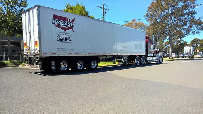 WABASH NATIONAL: Bruce Rock are the only Australian distributors of Warbash trailers.