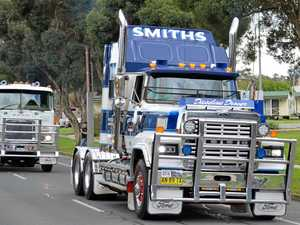 Truck to rumble in the Riverina