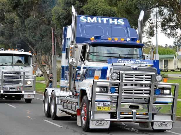 MOVING ON: Wagga will rumble to the sound of diesel engines on Septermber 23.