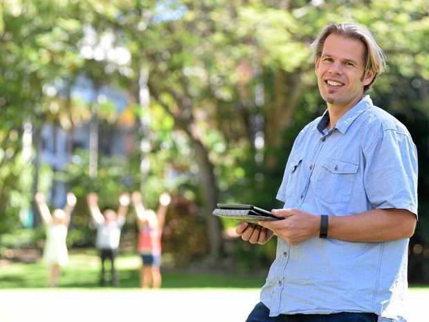 CQUniversity Professorial Research Fellow, Corneel Vandelanotte.