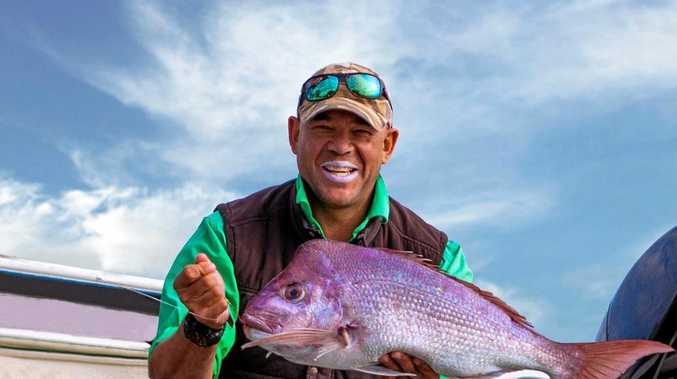 CHECK YOUR BAIT: Every person planning on dipping a line around South East Queensland is urged to be aware of white spot.