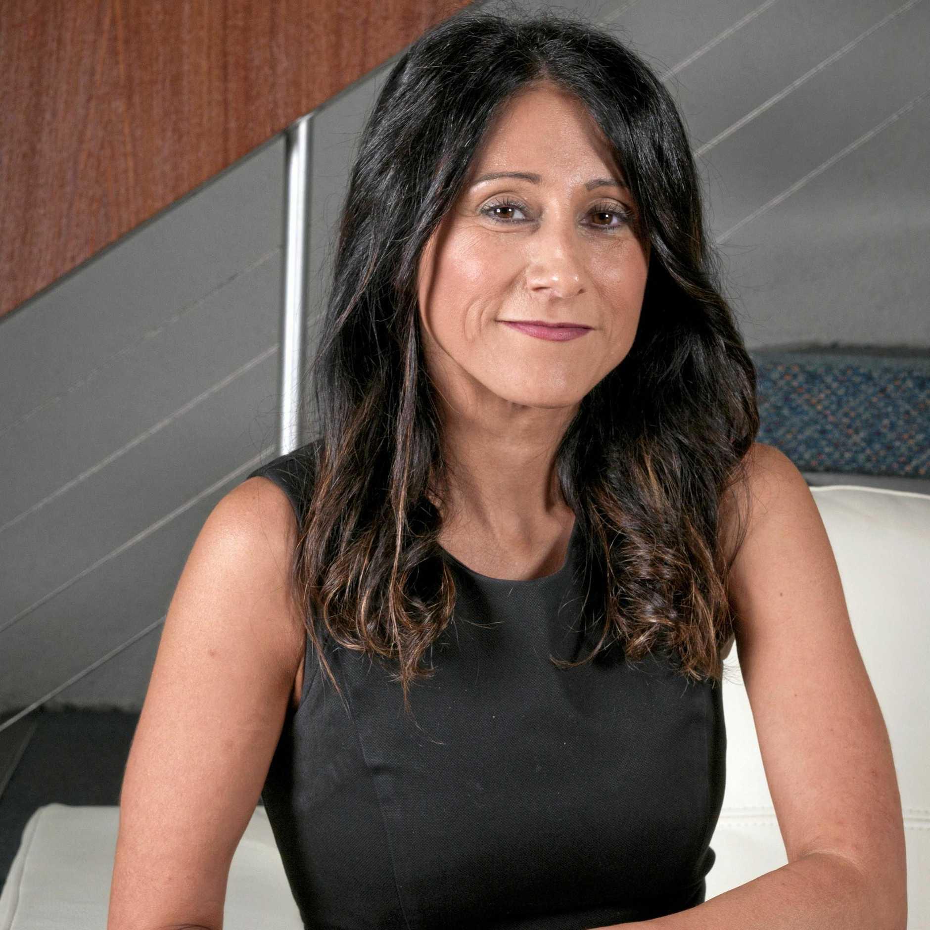 REIQ CEO Antonia Mercorella.