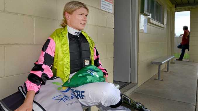 Carla Dougherty will saddle up Taikun Prince today.
