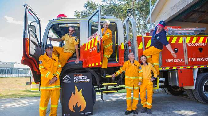 GET READY: Head to Curryfest to meet your local Rural Fire Brigade.