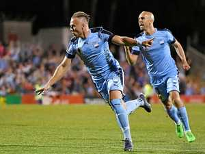 Revenge for Sydney over Melbourne City in FFA Cup