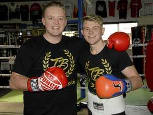 Fighters prepare for Sunday showdowns