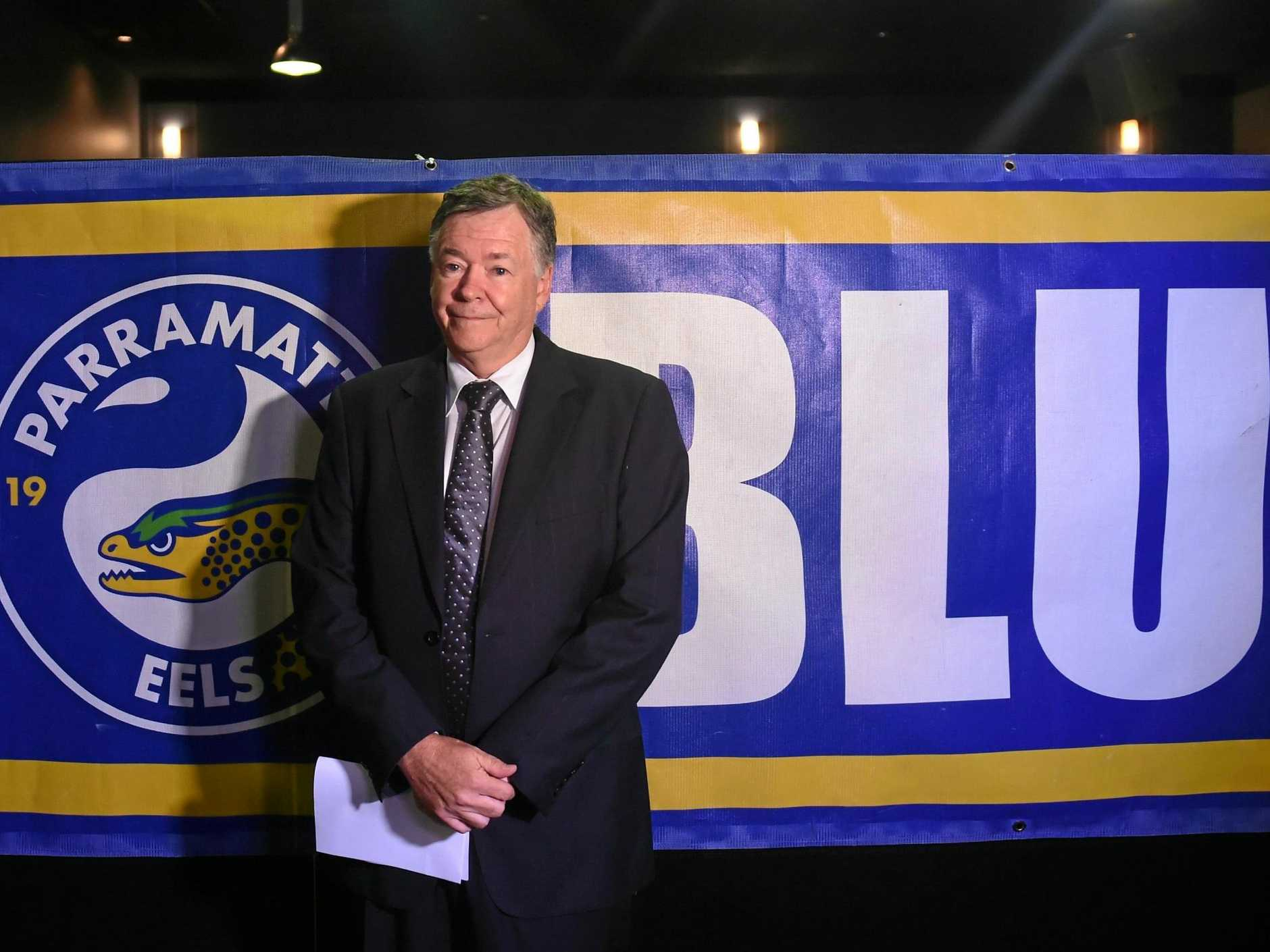 Max Donnelly is set to stand down from the Eels.