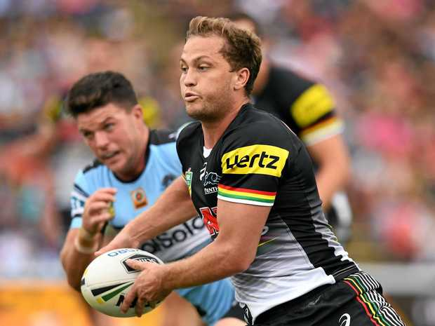 'It's Manly or bust': Moylan reportedly wants out