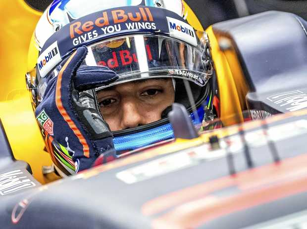 Verstappen lacks top speed grunt from Red Bull