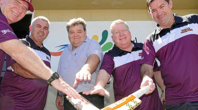 Bull cricket legends in Proserpine