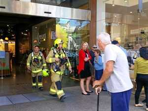 Coffs Harbour shopping centre evacuated