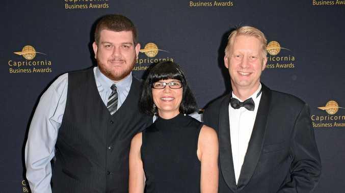 Capricornia Business Awards 2016 Best International Export winners A&B Mylec Pty Ltd.