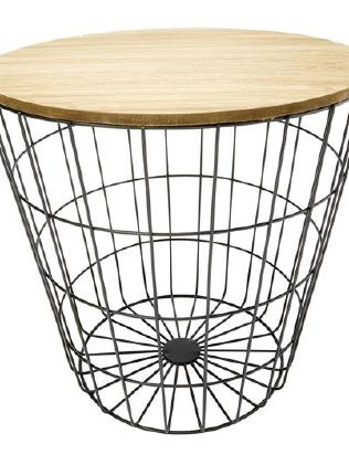 The $19 Kmart basket has been very popular.Source:Supplied