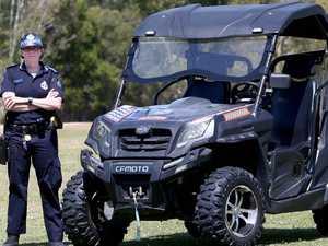 Cops target rich, drunk golf buggy hoons