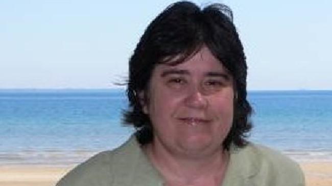 Julie Hutchinson's body was dumped in bushland.