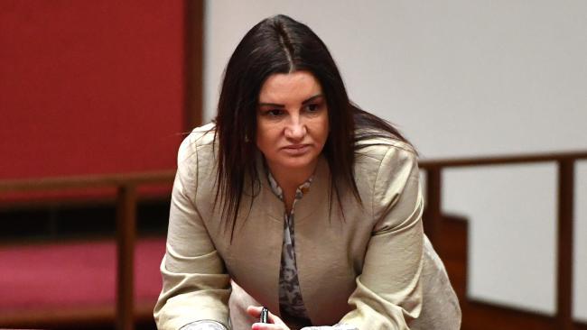Tasmanian Senator Jacqui Lambie.Source:AAP