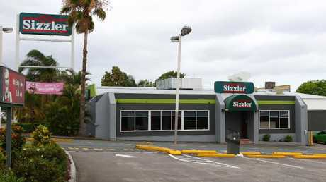 Sizzler Annerley was bulldozed swiftly after closing in July. Source:News Corp Australia
