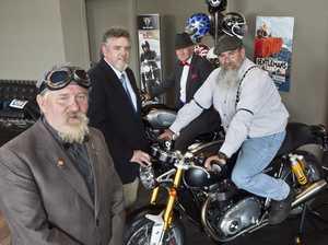 Distinguished Gentlemen's Motorcycle Ride