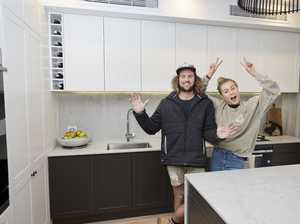 Josh and Elyse hit a new high with perfect 'hygge' kitchen