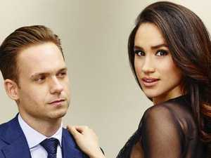 Suits star: 'I can't post about Meghan'
