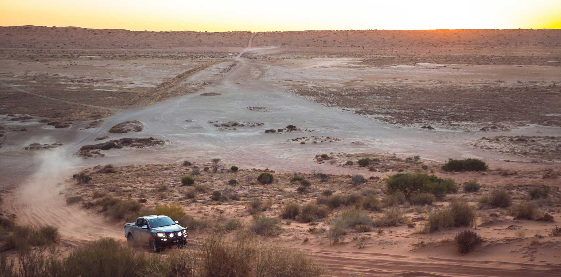 The unforgettable Mazda BT-50 trip to Birdsville.