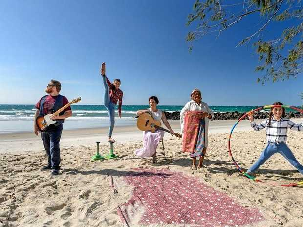 TEN CREATIVE DAYS: The Crush festival is coming to Bundaberg in October.