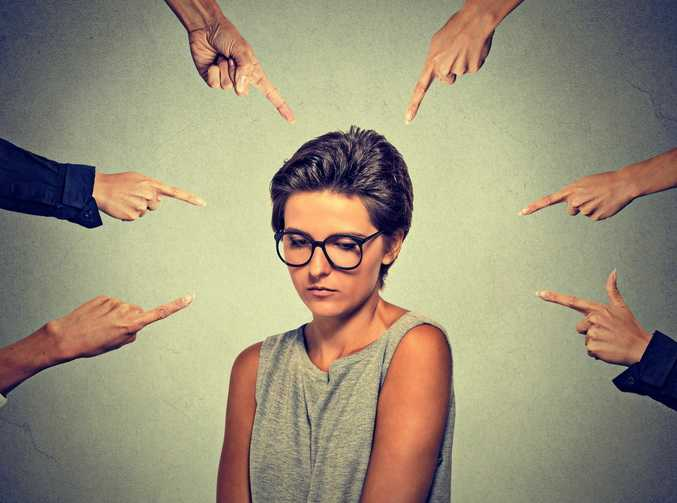 The key fear in social anxiety is of receiving a negative evaluation which could lead to public humiliation.