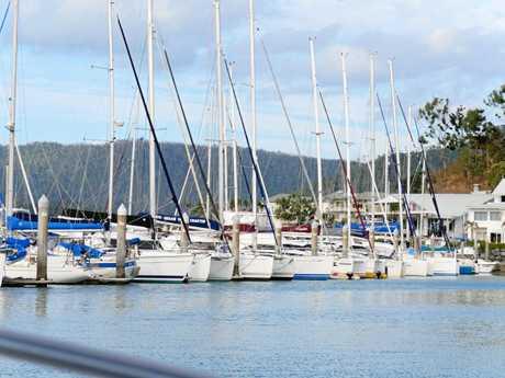 Abell Point Marina.