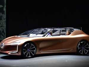 Electric atmosphere at Frankfurt motor show a window to the future