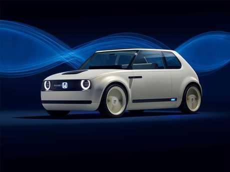 Honda Urban EV.