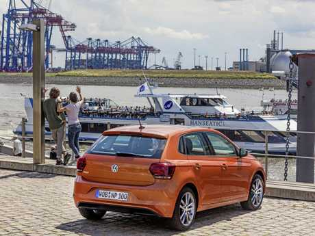 The 2018 Volkswagen Polo 6 is due on sale in Australia from March 2018.