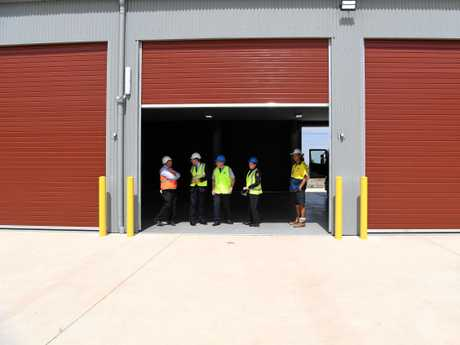 TOUR: The new Queensland Fire and Emergency services Complex in Thabeban.