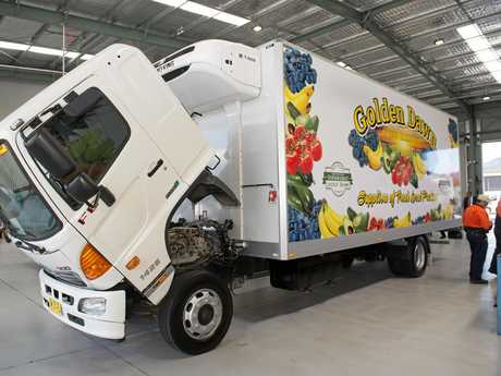 New Iveco and Hino dealership opens in Coffs Harbour.