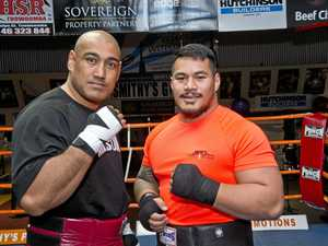 Heavyweight pair share hunger for ring success