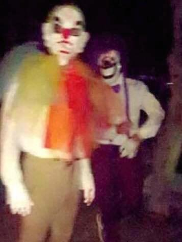 Mackay Clowns say they are going to terrorise the town.
