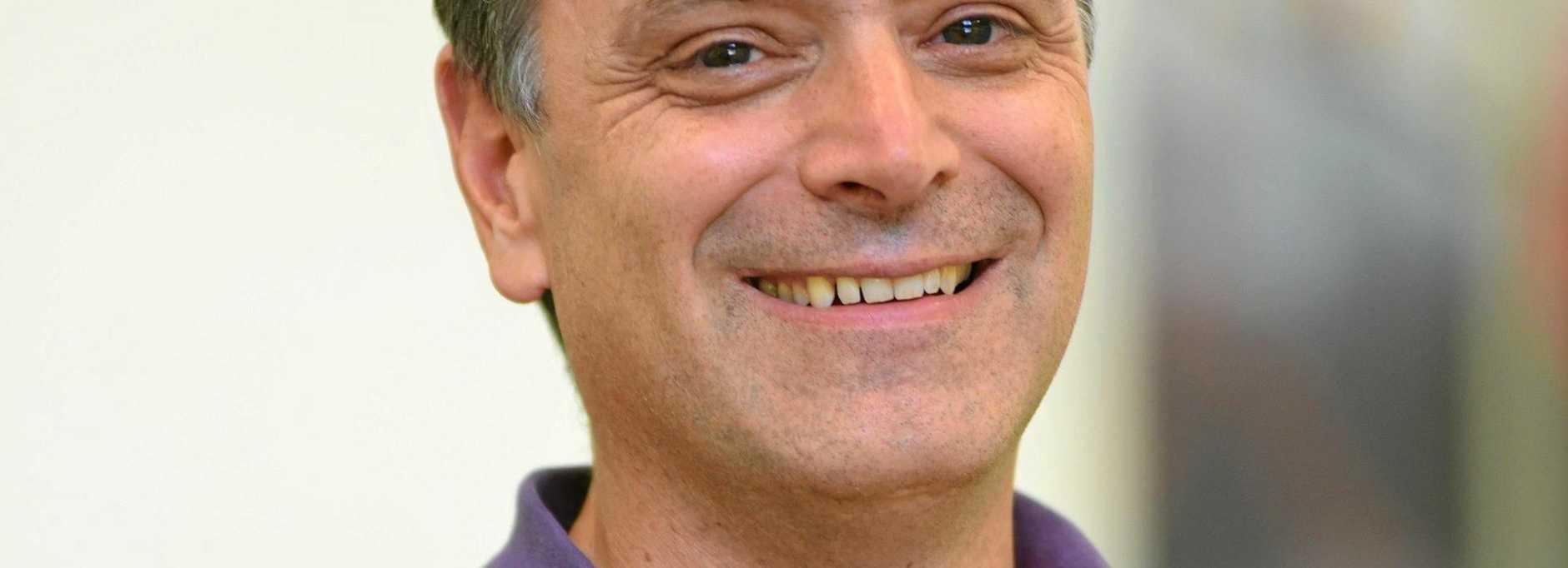 CQUNiversity Professor Matthew Rockloff.