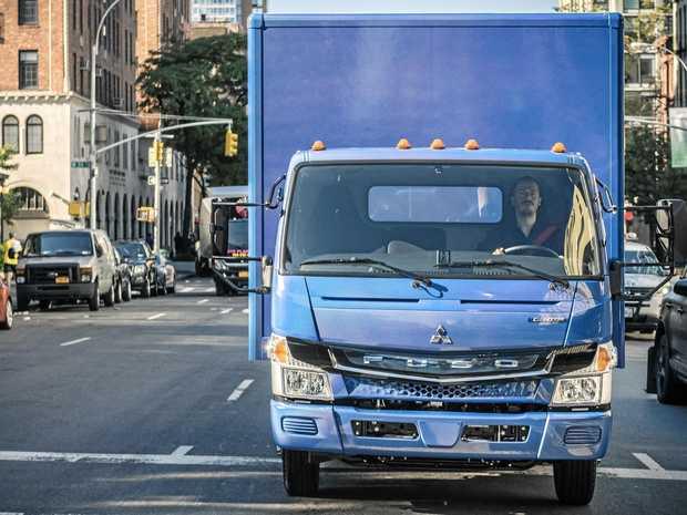 UPS Buys Daimler's Electric Trucks