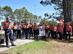 Gladstone Power Station AMWU delegate and fitter and turner Andrew Lockwood was proud to secure a new enterprise bargaining agreement for the workforce.
