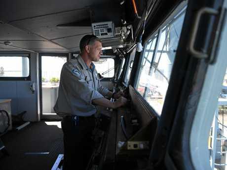 TOBRUK TOURS: First look on board the ex-HMAS Tobruk