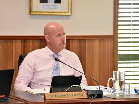Fraser Coast Regional Council - Cr. Darren Everard.
