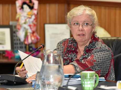 Fraser Coast Regional Council - Cr. Anne Maddern.