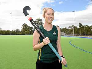 Pedersen to represent Australian indoor hockey team in the USA