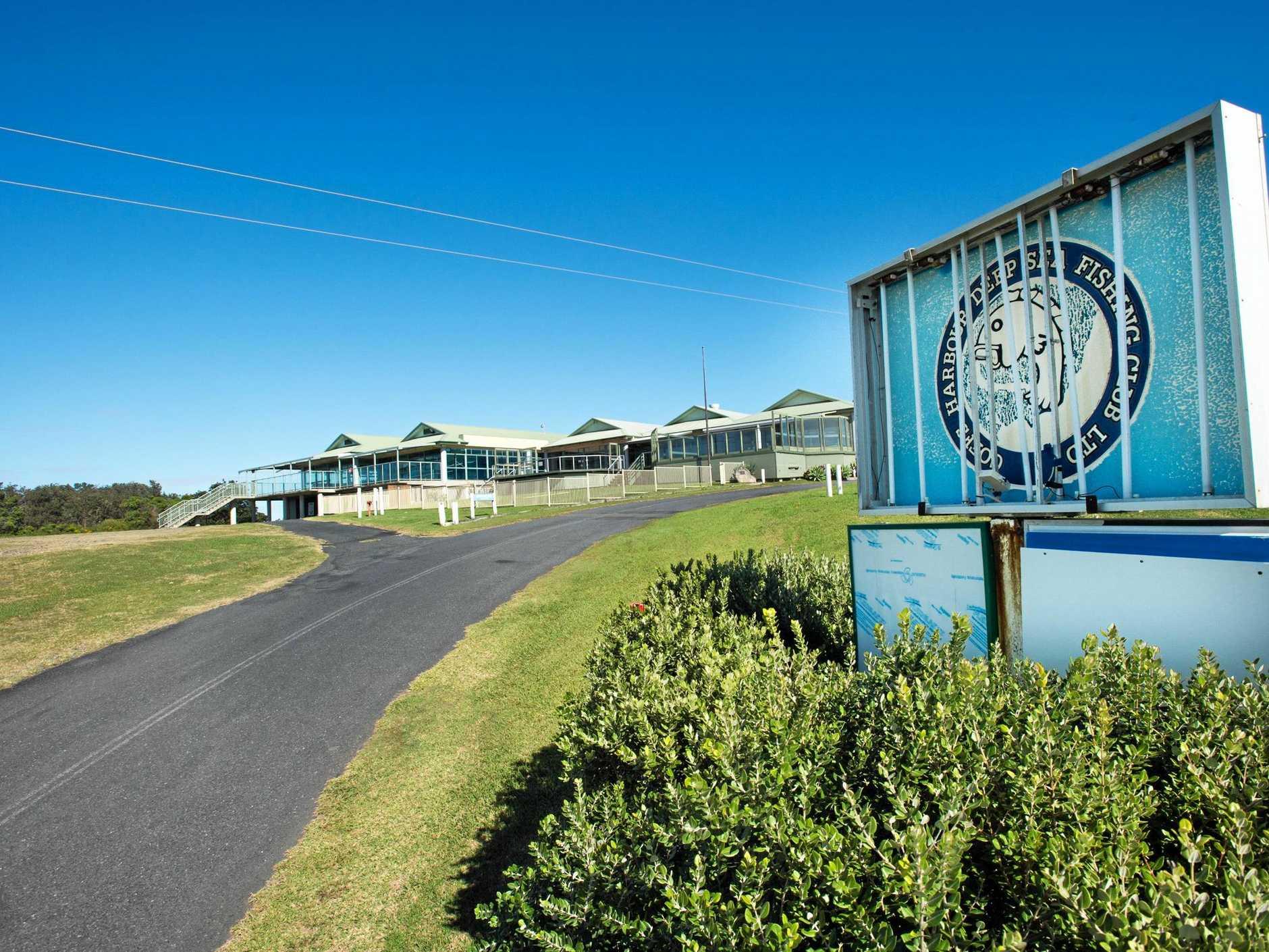 Coffs Harbour deep sea fishing club. 27 April 2017