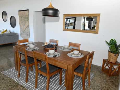 LATEST DESIGN: Inside look at the IDC Developments new display home in Bell Eden Estate, Bundaberg.