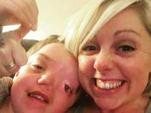 Mum told she should 'kill son with fire' by internet trolls