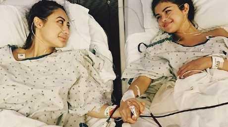 Selena Gomez has revealed she's had a kidney transplant. Picture: Selena Gomez/InstagramSource:Instagram