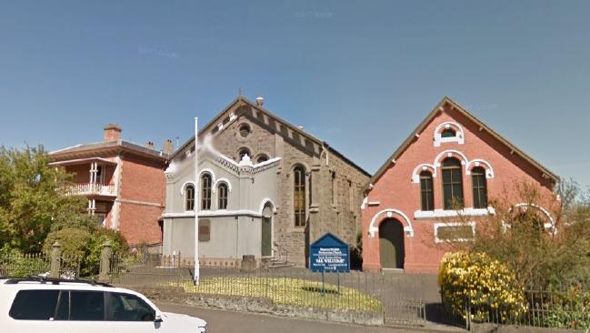 Ebenezer St. John's Presbyterian Church, Ballarat