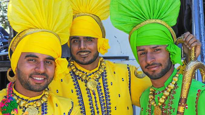What began as a small community celebration of Woolgoolga's unique Punjabi heritage has become a huge event.