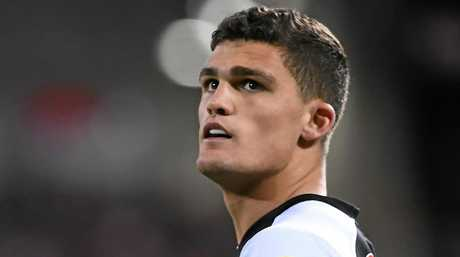 Panthers halfback Nathan Cleary.