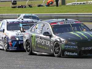 Young guns seal pole position for Sandown 500